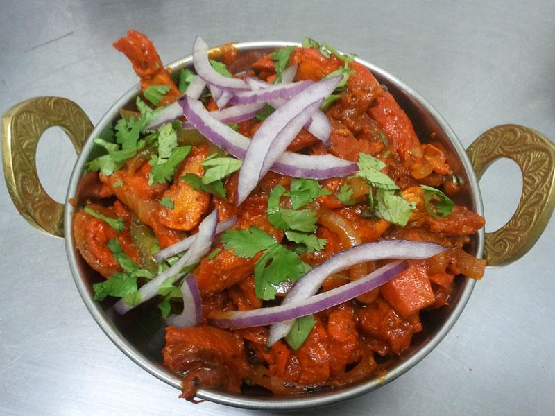 Chicken Bhuna Masala (med-hot) GF