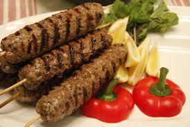 Lamb Seek Kebab GF